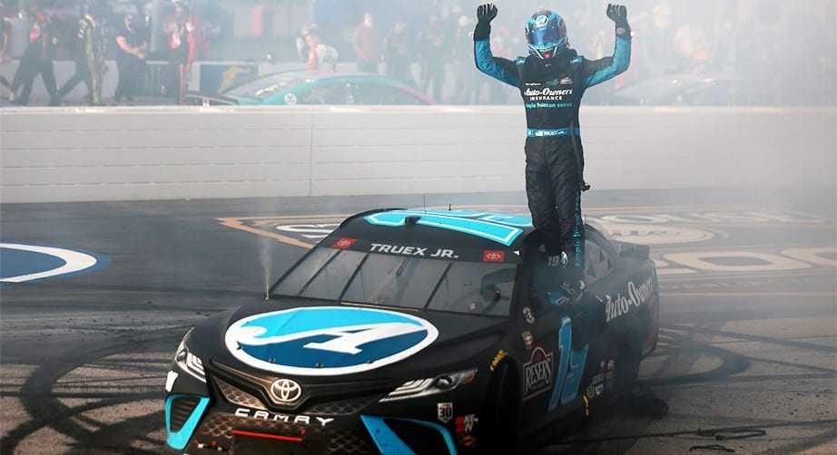 NASCAR at Atlanta Preview. Martin Truex Jr. has won three times this season. Can he make Atlanta his fourth?