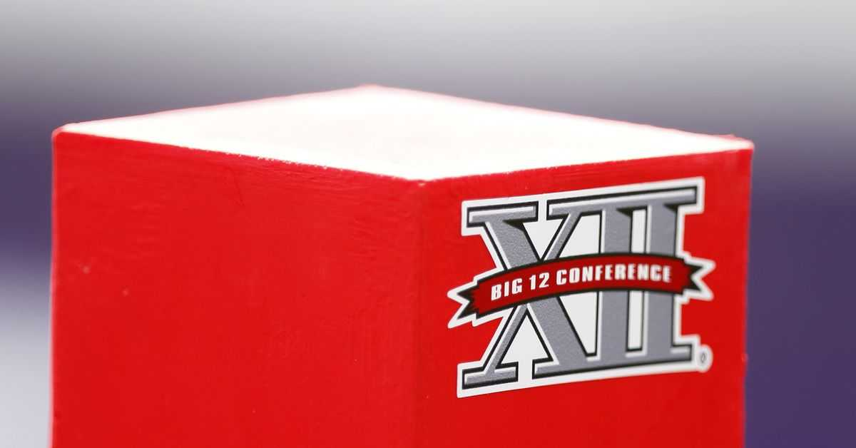 The Big 12 Conference Is on Life Support