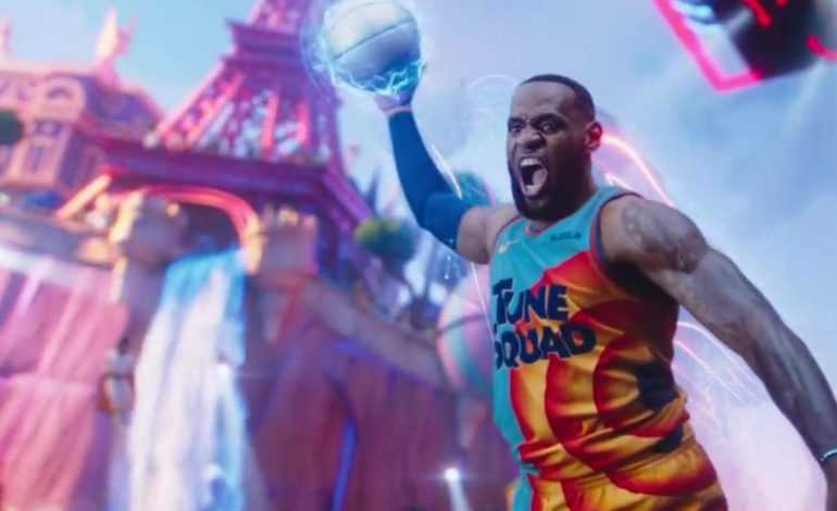 Space Jam If It Starred Different NBA Players