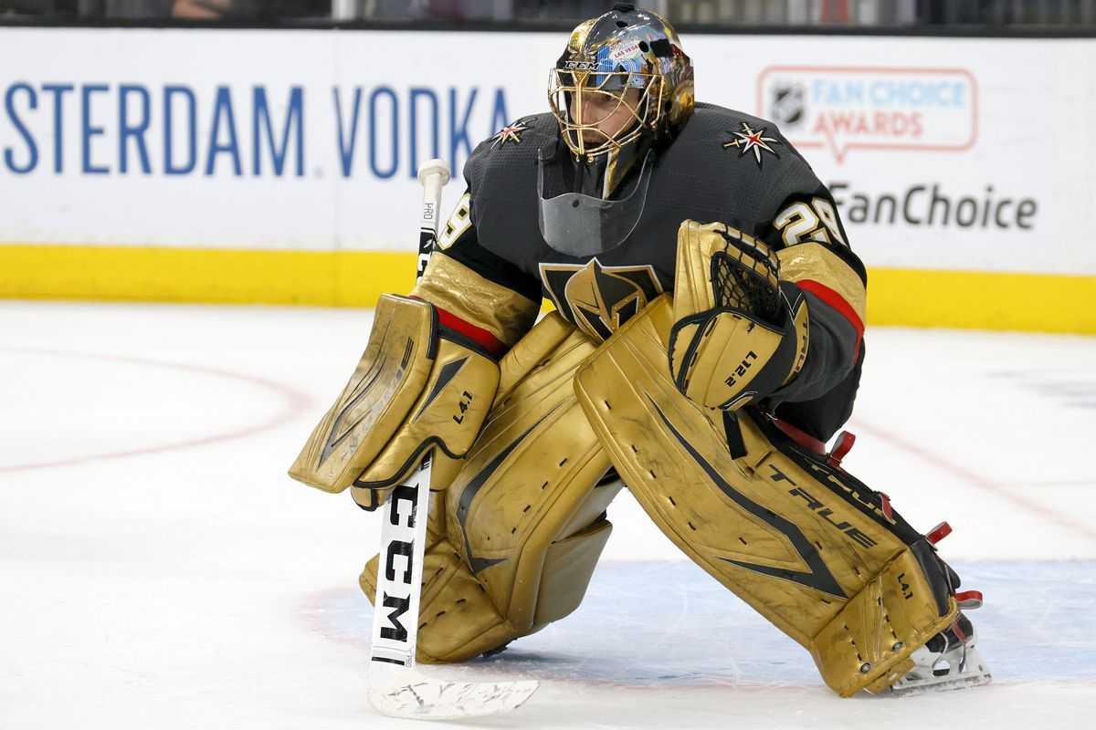 Blackhawks Trade for Golden Knights Marc-Andre Fleury