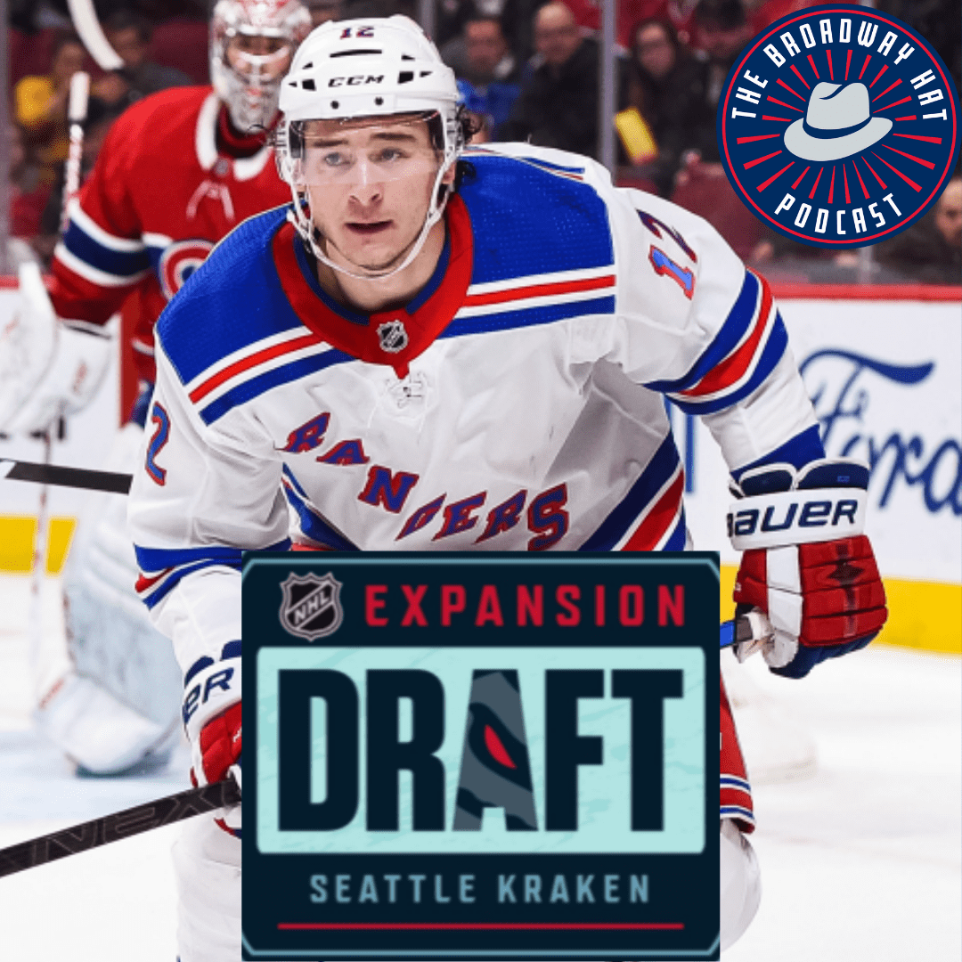 New York Rangers Expansion Draft Preview