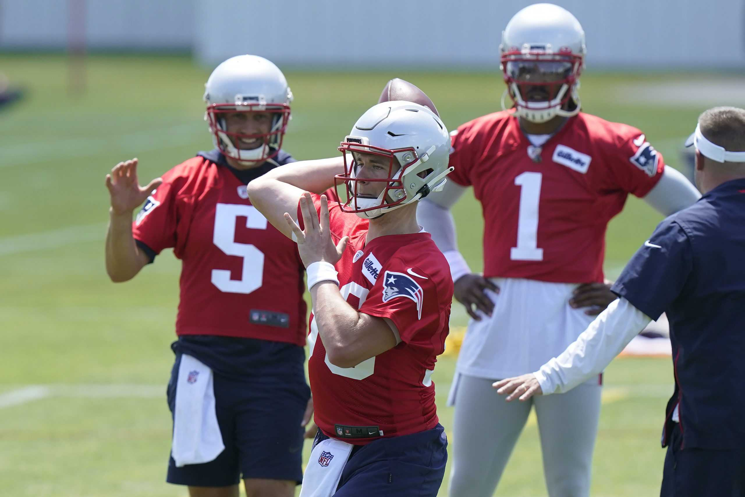 Top Five Questions for Patriots Training Camp