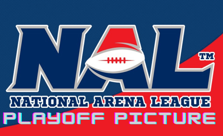 National Arena League Playoff Picture Taking Shape