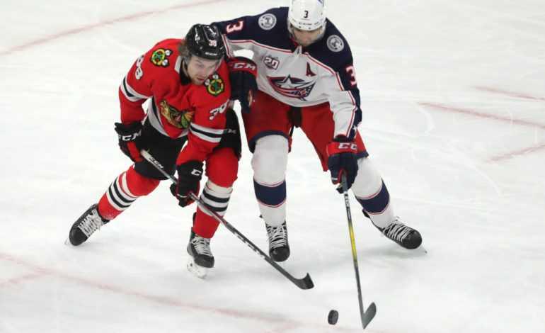 Blackhawks Trade for Seth Jones, Draft Nolan Allan
