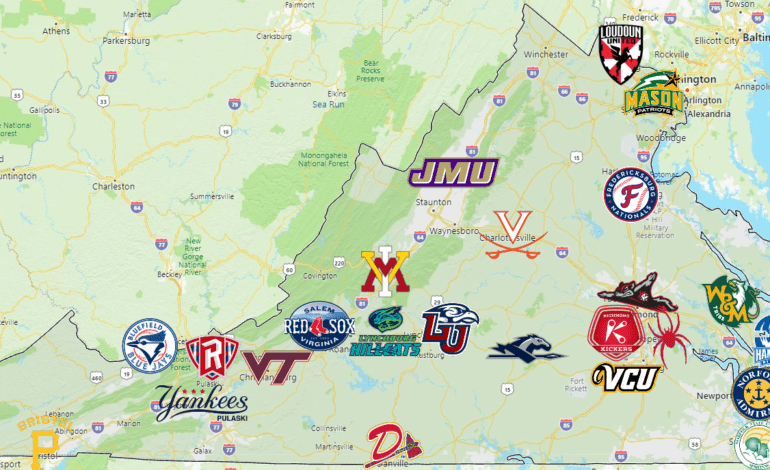 Why Doesn't Virginia Have any Pro-Sports Teams?