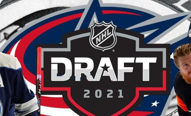 NHL Draft Weekend: Columbus Blue Jackets Edition