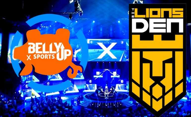 Belly Up Introduces Th3LionsDenTV