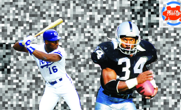 Bo Jackson Is Obviously The G.O.A.T.