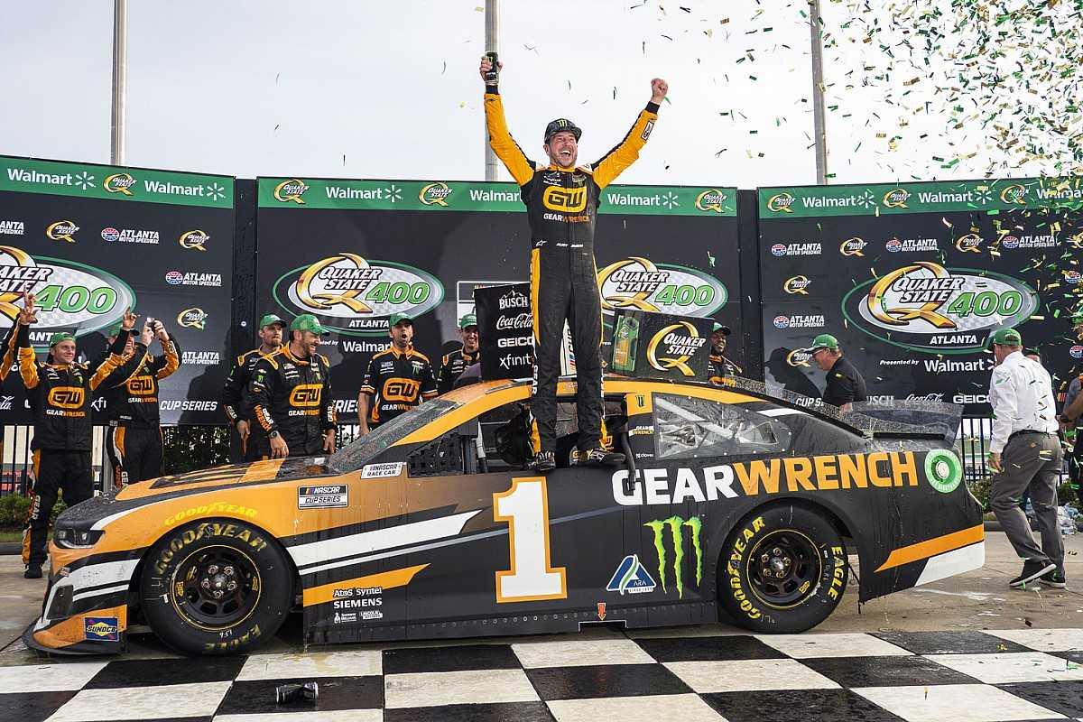 NASCAR at Atlanta Recap