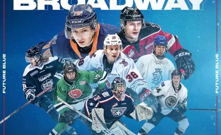 Meet the 2021 New York Rangers Draft Class
