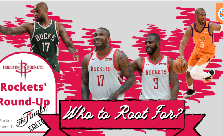 Houston Rockets' Round-Up: NBA Finals Edition