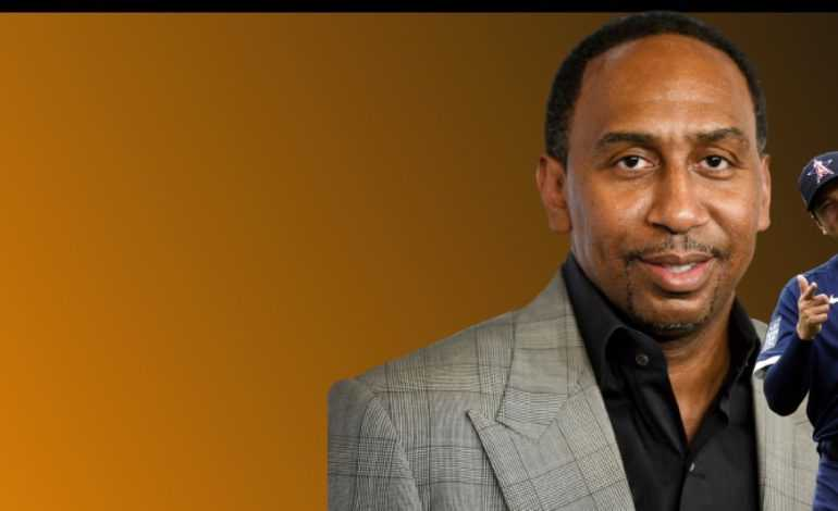 Stephen A Smith Is Dumb, Not Racist