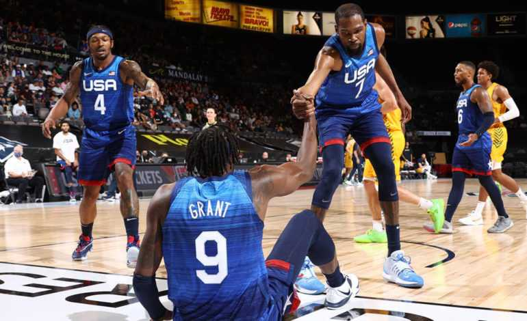 How to Fix USA Basketball Ahead of the Olympics