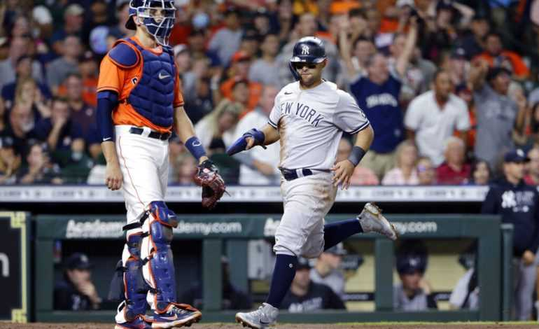Astros-Yankees Is MLB's New Marquee Rivalry