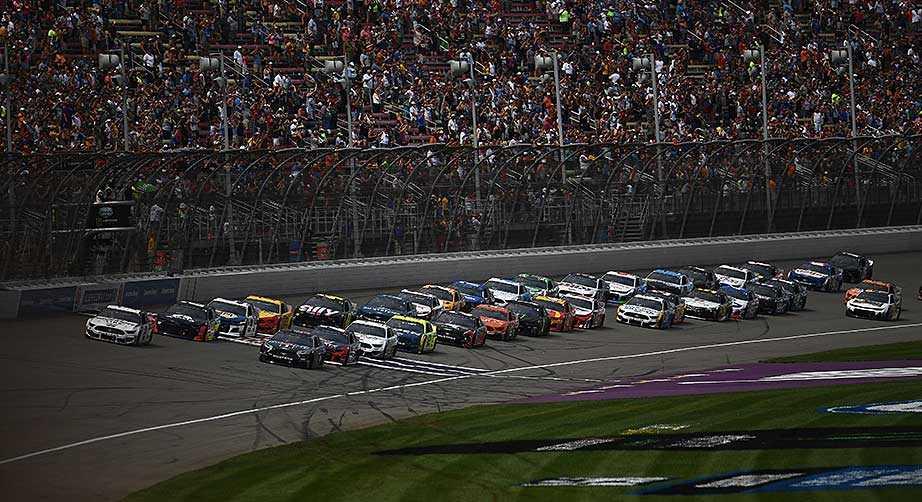 NASCAR at Michigan Preview