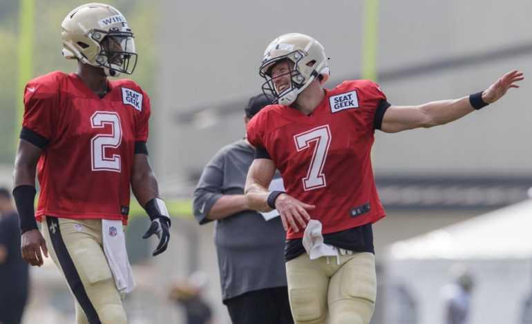New Orleans Saints: WHO DAT Starting Quarterback?