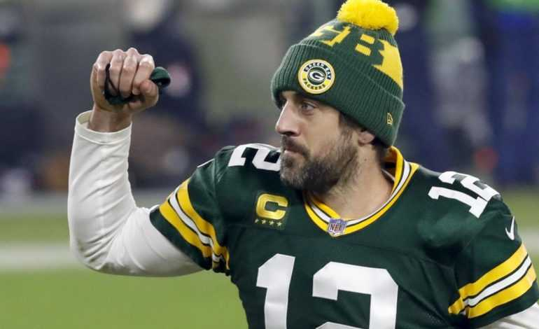 Aaron Rodgers Is Definitely Laughing At Everyone