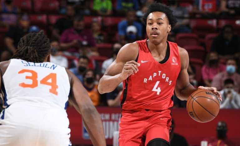 Toronto Raptors Summer League Players to Watch