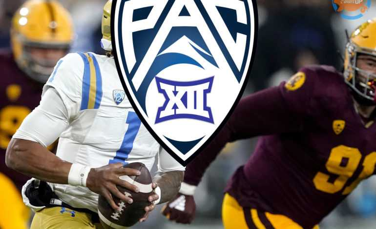 What a Pac-12/Big 12 Merger Means for College Football