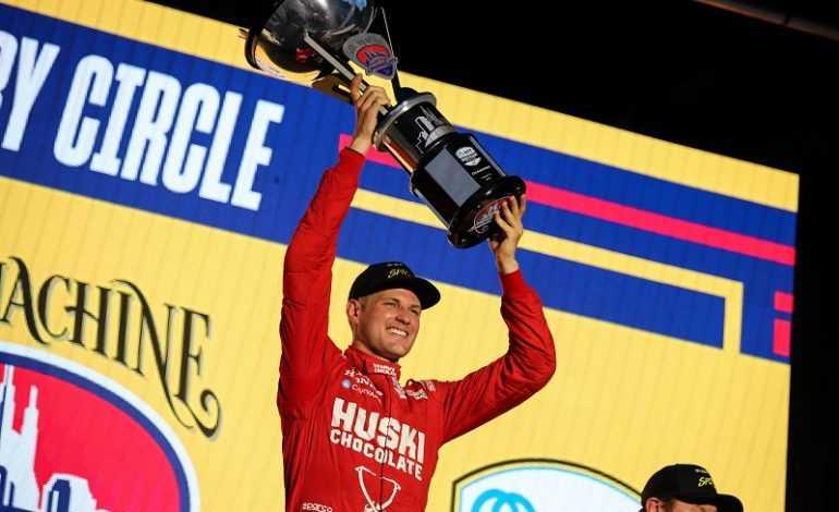 Marcus Ericsson Rocks Nashville After IndyCar's First Music City GP