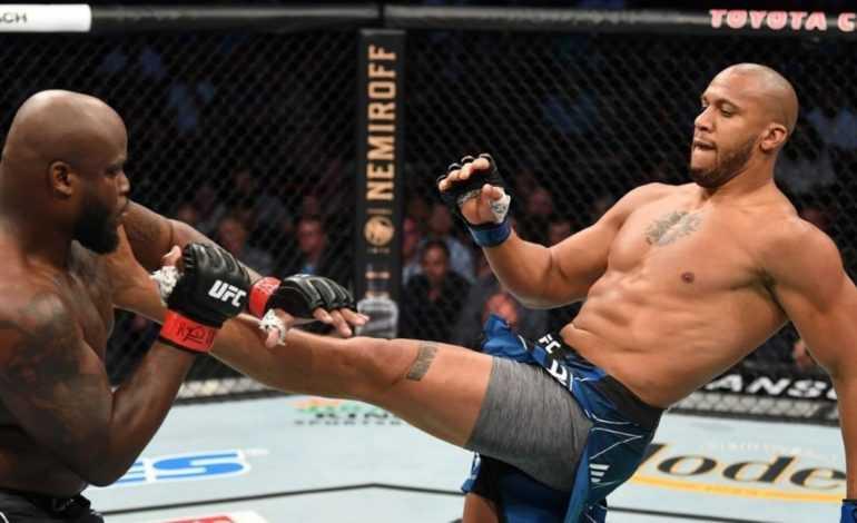 UFC 265 Recap