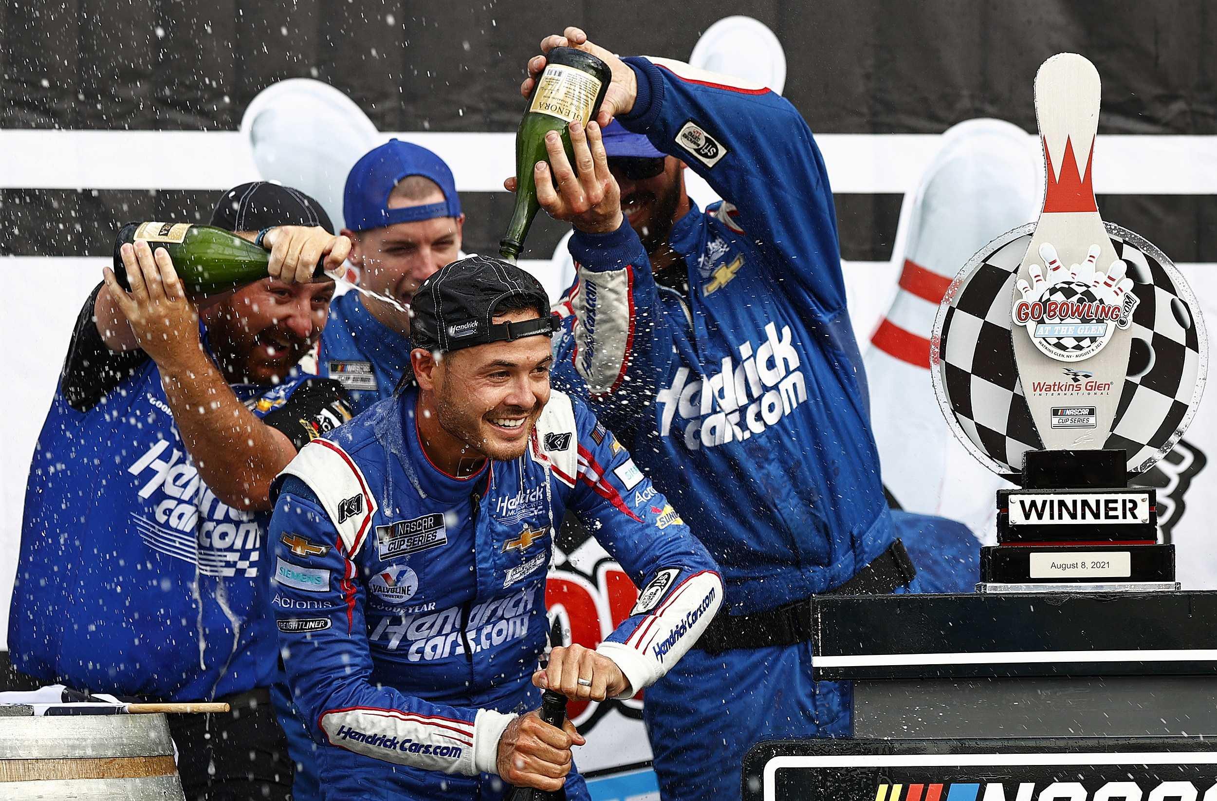 NASCAR at Watkins Glen Recap