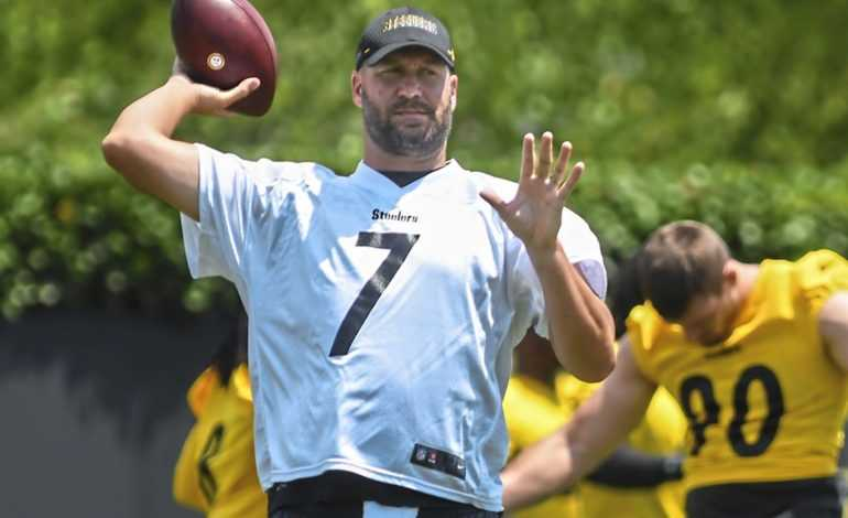 Ben Roethlisberger Being on a Diet Is Exceptionally Disappointing