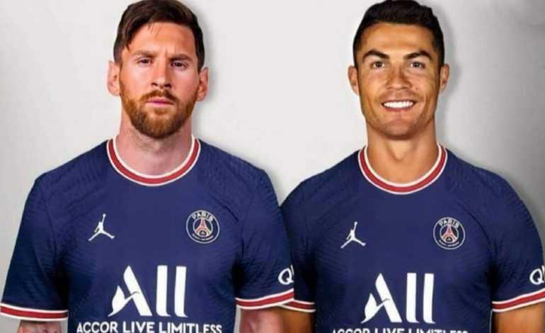 Ronaldo and Messi Could Unite at PSG?