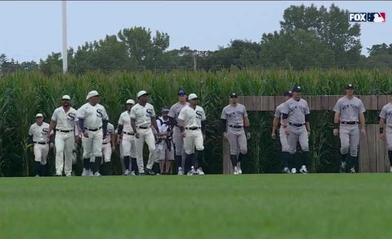 MLB's Field of Dreams Game Brought Heaven to Iowa