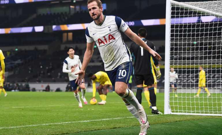 Good News, Spurs Fans: Harry Kane Stays