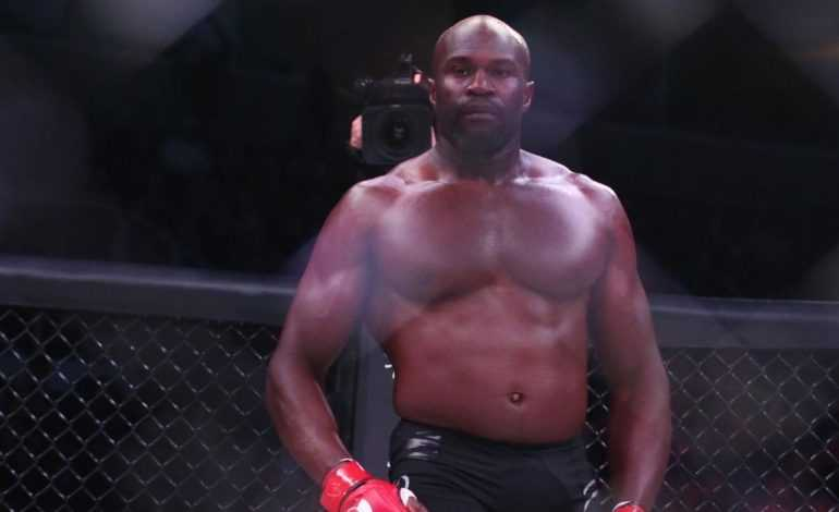 Kongo Gets Fourth Submission; Nears Another Title Shot