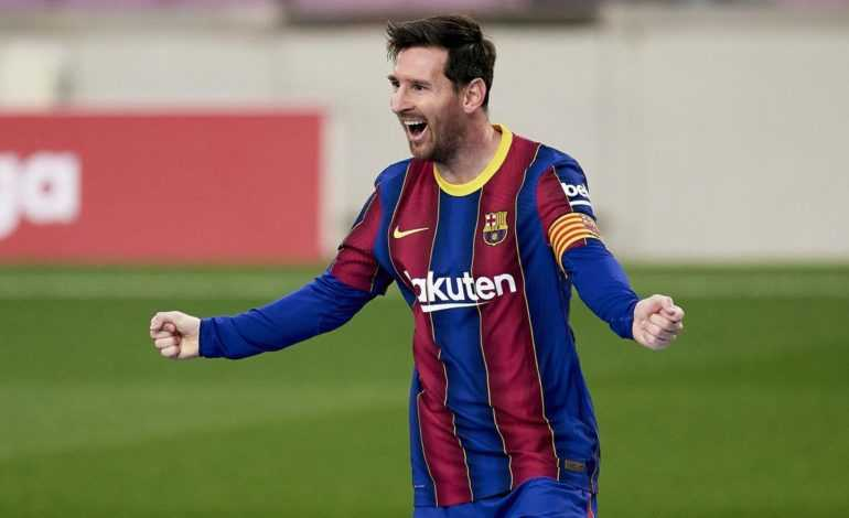 Lionel Messi Is LEAVING Barcelona!