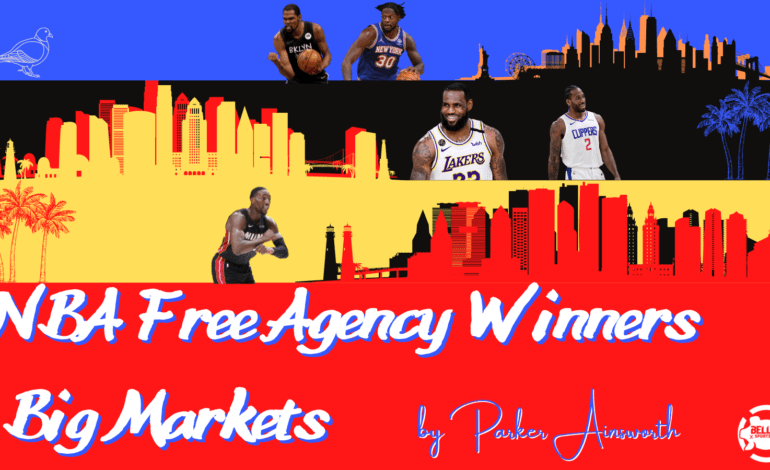 NBA Free Agency Winners: Big Markets