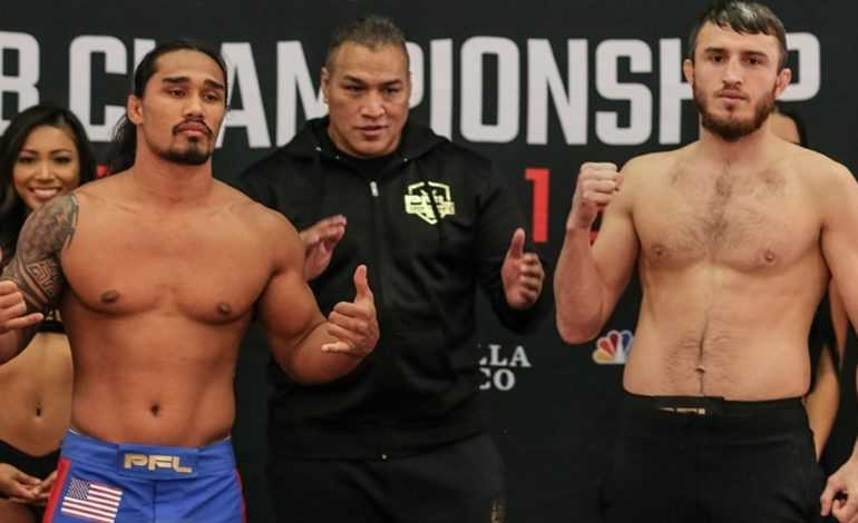 An Explosive Rematch Is Set for PFL Title