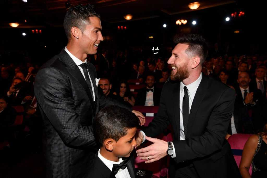The duo of Ronaldo and Messi is one PSG could make happen.