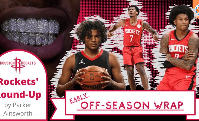 Houston Rockets' Round-Up: Summer Wrap