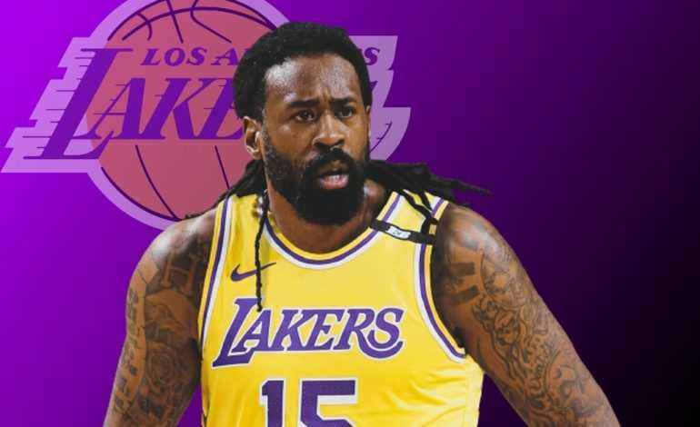 The Lakers Add DeAndre Jordan to Their Stacked Roster