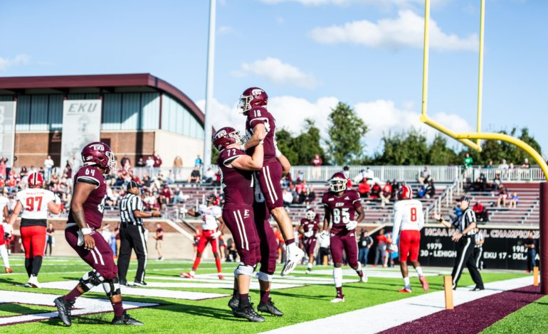 EKU Gets Back on Track With Win Against Austin Peay