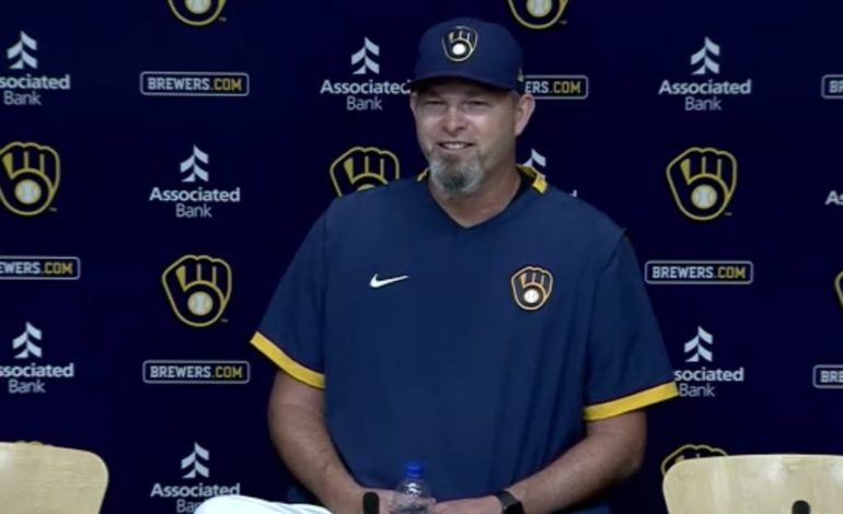 Chris Hook: The Man Behind the Brewers Pitching Success