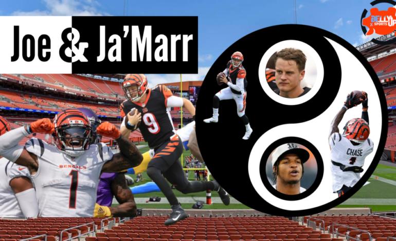 Joe & Ja'Marr