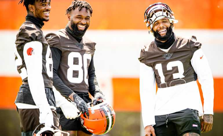 """The Initial Reaction to the Browns """"Initial"""" 53-Man Roster"""