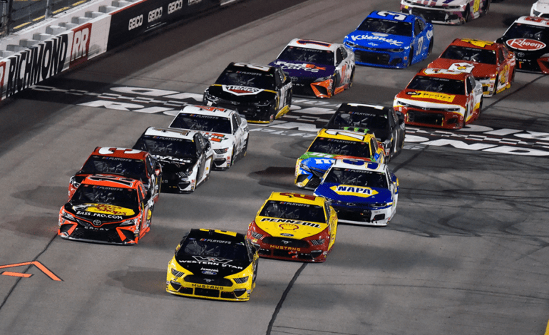 NASCAR Playoff Race Number Two at Richmond Preview