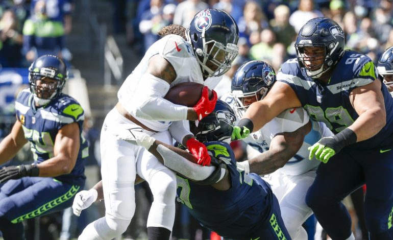 The Titans Bounce Back and Run Through the Seahawks