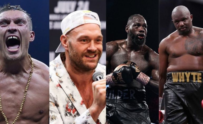 Will Heavyweight Boxing Unify Despite Moving Parts