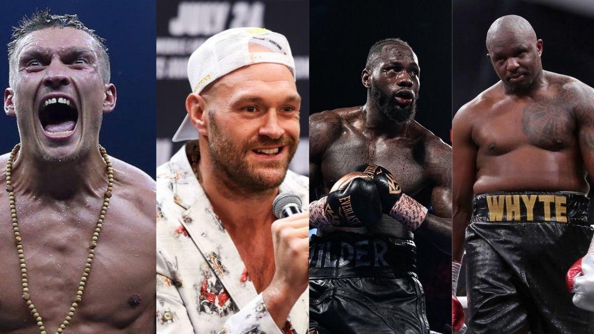 Will Heavyweight Boxing Unify Despite So Many Parts