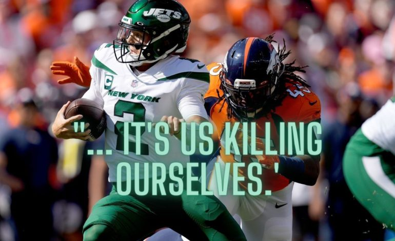 Jets Play Boring Football, Shut Out by Broncos