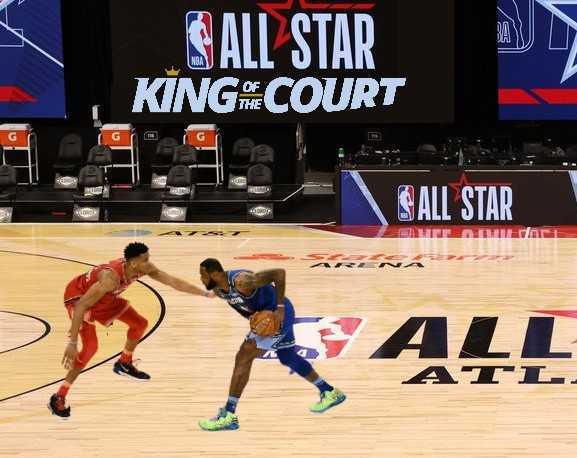 NBA King of the court