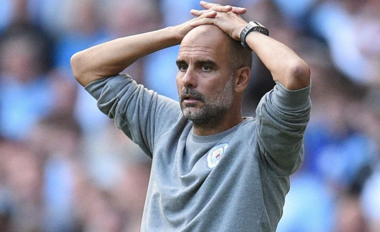 Manchester City Fans Aren't Happy With Pep Guardiola