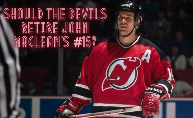 John MacLean Deserves to Have His Number Retired