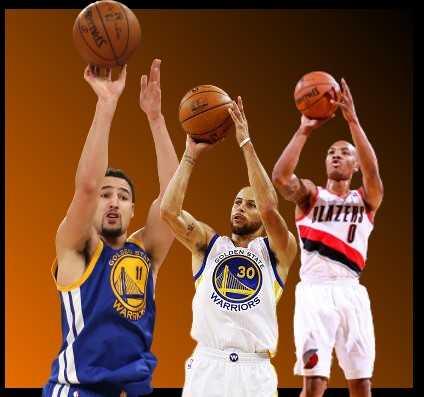 NBA shooters